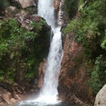 Falls of the Virgin in Chacabuco