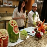 Fruit and Veggie carving class