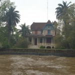 Vacation House along El Tigre Delta
