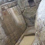 Incredible system of fountians and water deivery carved into stone
