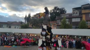 Cuenca Festival Native Dances